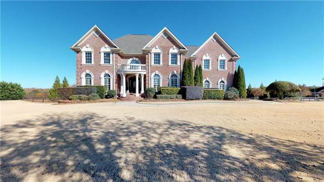 1610 Ashley Way, Monroe, GA 30656 (MLS #6650731) :: MyKB Partners, A Real Estate Knowledge Base