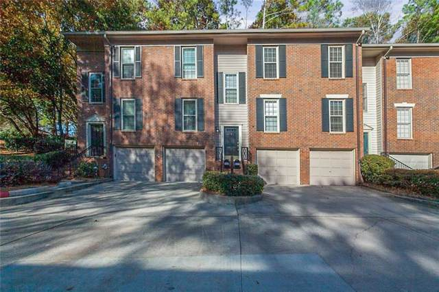 907 Brandywine Circle, Sandy Springs, GA 30350 (MLS #6650764) :: North Atlanta Home Team