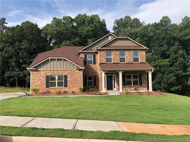 5933 Bent Tree Way, Clermont, GA 30527 (MLS #6650805) :: North Atlanta Home Team