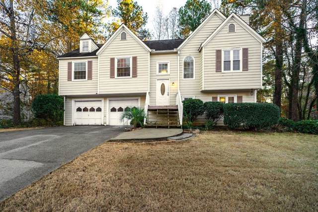3500 Bucket Bridge Cove NW, Kennesaw, GA 30152 (MLS #6650814) :: RE/MAX Paramount Properties