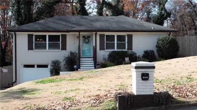 1951 Flintwood Drive SE, Atlanta, GA 30316 (MLS #6650826) :: RE/MAX Prestige