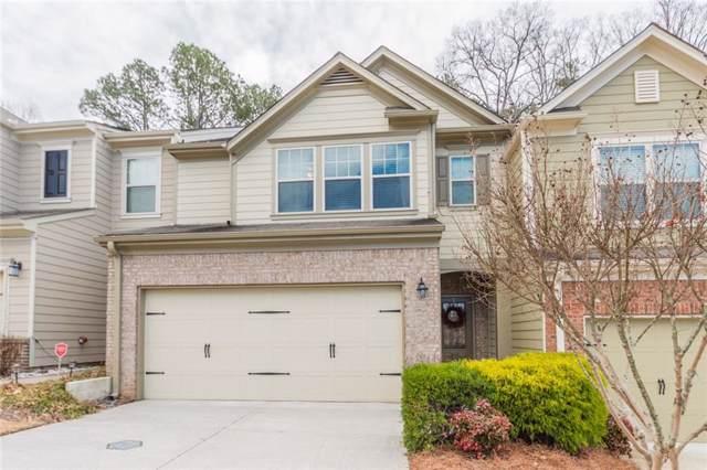 3112 Cross Creek Drive #68, Cumming, GA 30040 (MLS #6650860) :: North Atlanta Home Team