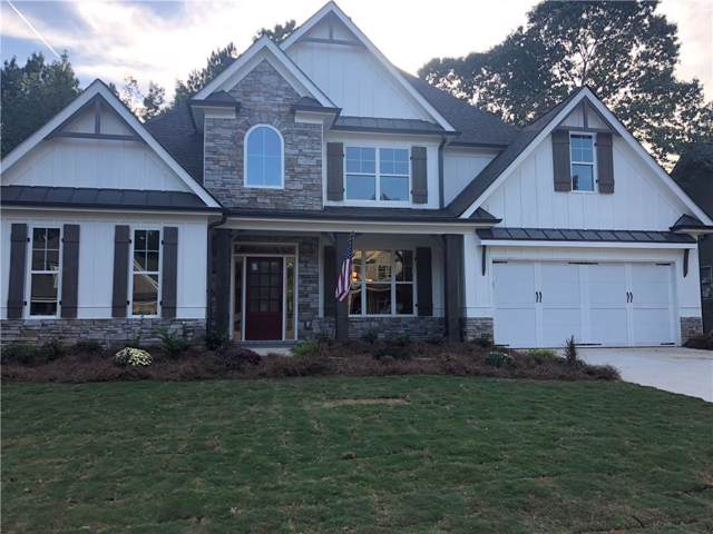 542 Hanover Drive, Villa Rica, GA 30180 (MLS #6650861) :: The Heyl Group at Keller Williams