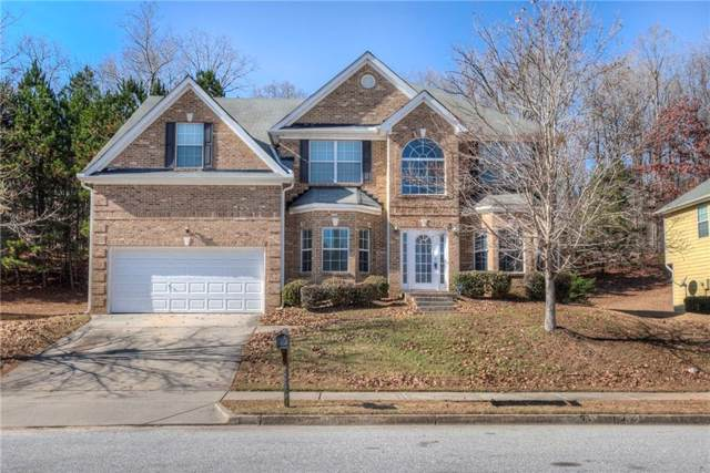 4535 Warren Mill Trail, Ellenwood, GA 30294 (MLS #6650865) :: Kennesaw Life Real Estate