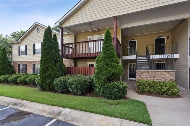 105 Brighton Point, Atlanta, GA 30328 (MLS #6650890) :: North Atlanta Home Team