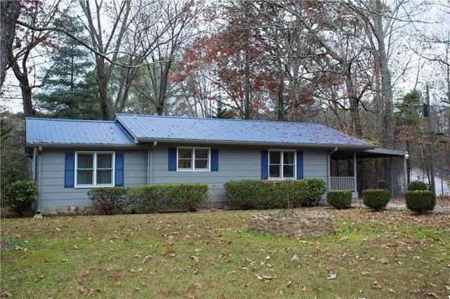 401 Gordon Road, Jasper, GA 30143 (MLS #6650893) :: North Atlanta Home Team