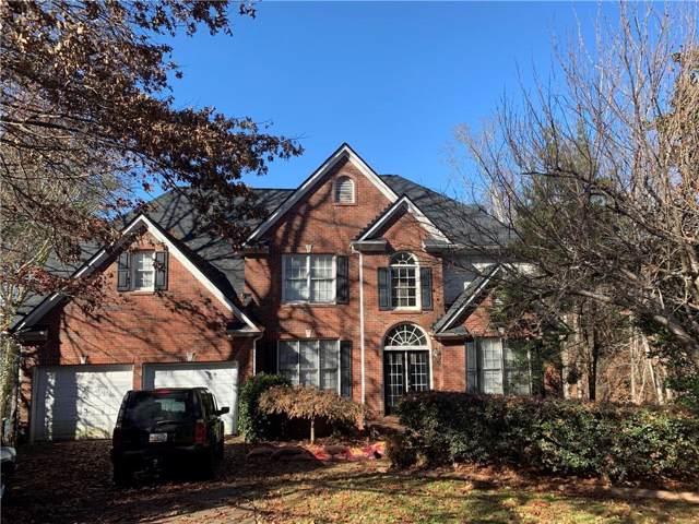 368 Woodbrook Crest, Canton, GA 30114 (MLS #6650900) :: The Heyl Group at Keller Williams