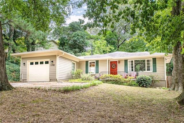1790 Defoor Avenue NW, Atlanta, GA 30318 (MLS #6650905) :: Charlie Ballard Real Estate