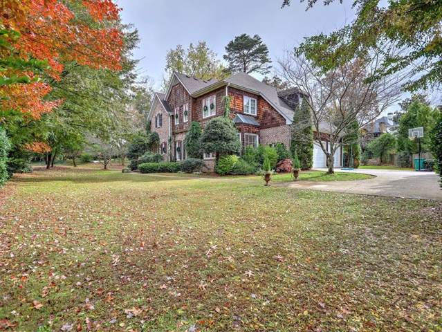 4586 Paper Mill Road, Marietta, GA 30067 (MLS #6650933) :: The Realty Queen Team