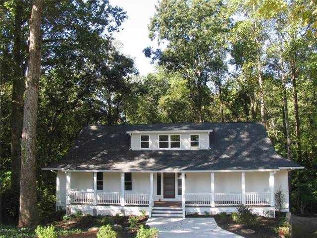 4678 Cherry Way, Marietta, GA 30067 (MLS #6650934) :: The Realty Queen Team