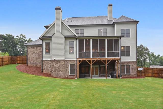 3910 Chapel Heights Drive, Marietta, GA 30062 (MLS #6650938) :: North Atlanta Home Team