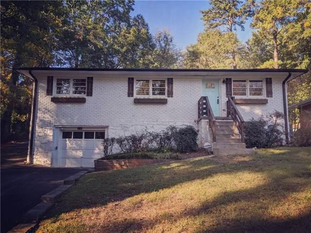 2405 Jefferson Terrace, East Point, GA 30344 (MLS #6650940) :: Good Living Real Estate