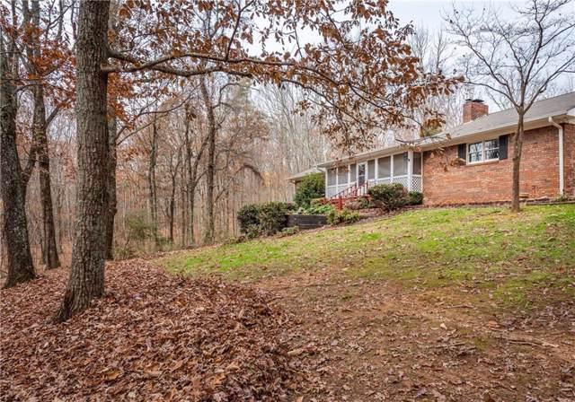 8882 Henderson Mountain Road, Jasper, GA 30139 (MLS #6650942) :: North Atlanta Home Team