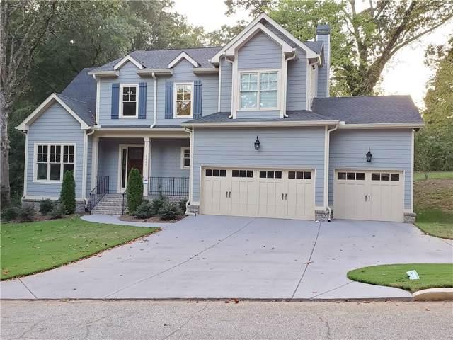 3463 Napoleon Street, College Park, GA 30337 (MLS #6650962) :: Good Living Real Estate