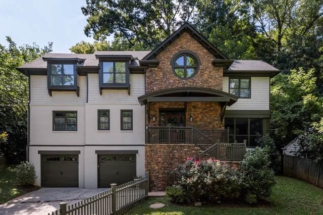 1265 Mclynn Avenue NE, Atlanta, GA 30306 (MLS #6650973) :: North Atlanta Home Team