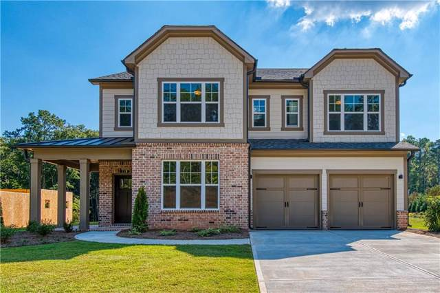 119 Mountainside Drive, Woodstock, GA 30188 (MLS #6651012) :: RE/MAX Paramount Properties