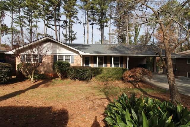 4432 Lake Ivanhoe Drive, Tucker, GA 30084 (MLS #6651069) :: North Atlanta Home Team
