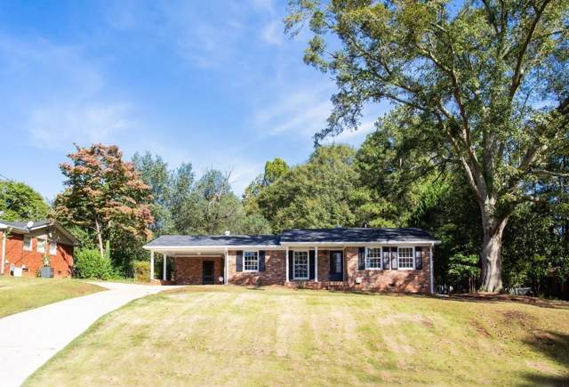 158 Hurt Road SW, Smyrna, GA 30082 (MLS #6651099) :: KELLY+CO