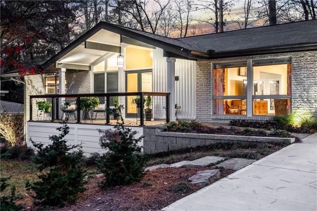2680 Braithwood Road NE, Atlanta, GA 30345 (MLS #6651104) :: RE/MAX Paramount Properties