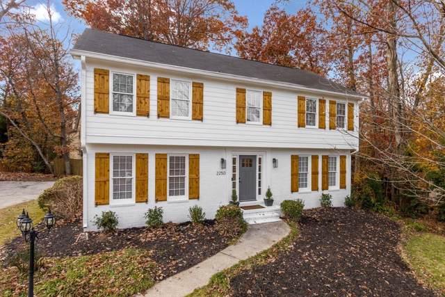 2250 Pine Warbler Court, Marietta, GA 30062 (MLS #6651127) :: Rock River Realty