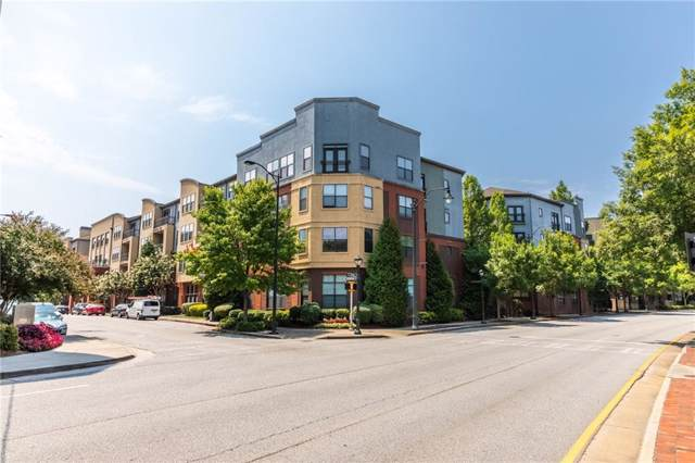 400 17th Street NW #2116, Atlanta, GA 30363 (MLS #6651148) :: RE/MAX Paramount Properties