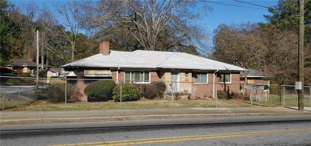 240 W Lake Avenue NW, Atlanta, GA 30314 (MLS #6651151) :: North Atlanta Home Team