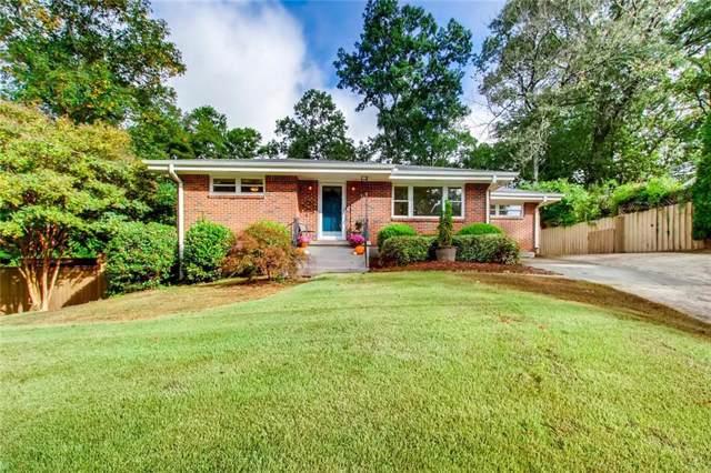 1125 Oakview Drive SE, Smyrna, GA 30080 (MLS #6651164) :: The Hinsons - Mike Hinson & Harriet Hinson