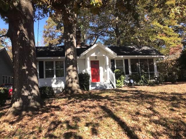 1399 Saint Michael Avenue, East Point, GA 30344 (MLS #6651177) :: North Atlanta Home Team