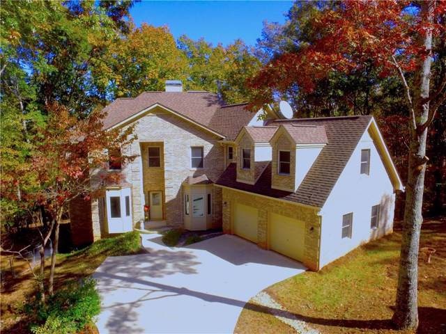 1059 New Bethel Church Road, Dawsonville, GA 30534 (MLS #6651179) :: Kennesaw Life Real Estate