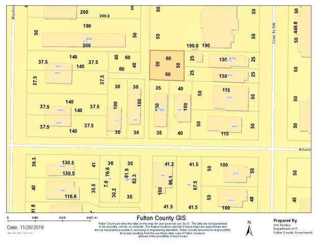 65 Atlanta Avenue SE, Atlanta, GA 30315 (MLS #6651181) :: RE/MAX Paramount Properties