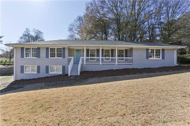 2994 Blackberry Lane, Marietta, GA 30068 (MLS #6651205) :: Path & Post Real Estate