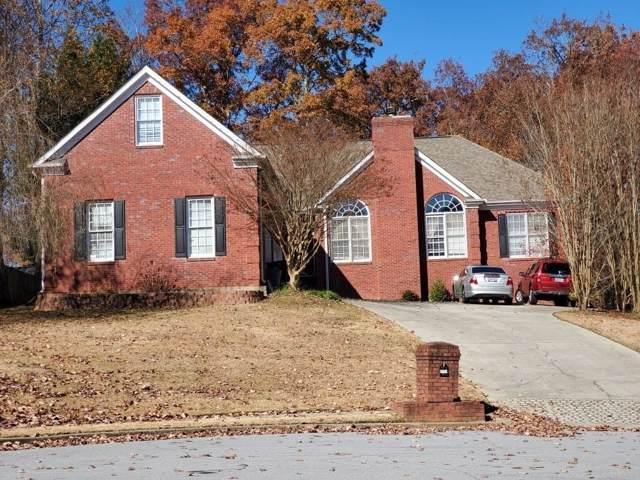 4411 Bogan Gates Trail, Buford, GA 30519 (MLS #6651220) :: The Heyl Group at Keller Williams