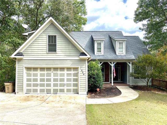 330 Lakewood Drive, Waleska, GA 30183 (MLS #6651243) :: North Atlanta Home Team