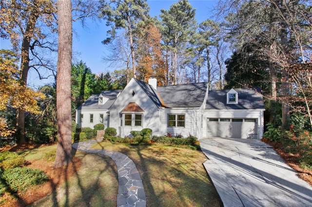 3975 Peachtree Dunwoody Road NE, Atlanta, GA 30342 (MLS #6651278) :: The North Georgia Group