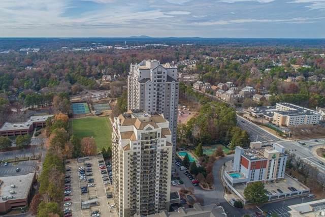 795 Hammond Drive #713, Atlanta, GA 30328 (MLS #6651292) :: North Atlanta Home Team