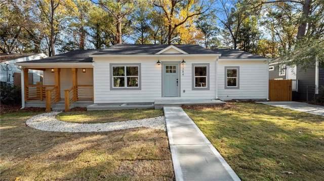 1384 Epworth Street SW, Atlanta, GA 30310 (MLS #6651303) :: Rock River Realty
