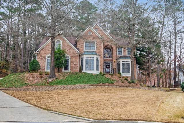 335 Glennhurst Lane SW, Atlanta, GA 30331 (MLS #6651308) :: The Butler/Swayne Team