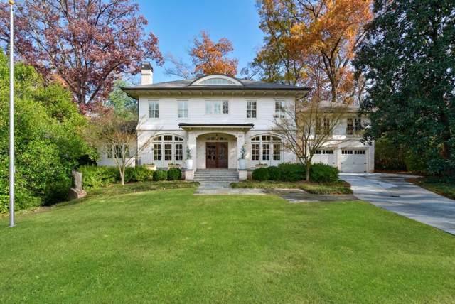 247 Robin Hood Road NE, Atlanta, GA 30309 (MLS #6651314) :: Kennesaw Life Real Estate