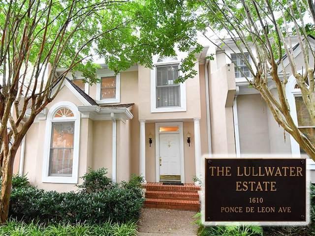 17 Lullwater Estate NE, Atlanta, GA 30307 (MLS #6651320) :: North Atlanta Home Team