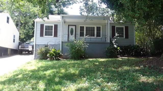 2449 Constance Street, East Point, GA 30344 (MLS #6651334) :: Good Living Real Estate