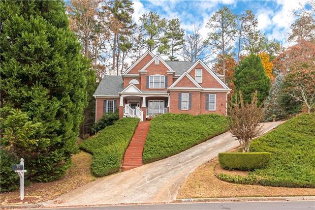 12285 Stevens Creek Drive, Alpharetta, GA 30005 (MLS #6651346) :: North Atlanta Home Team
