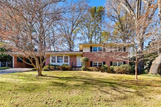 1111 Bromley Road, Avondale Estates, GA 30002 (MLS #6651361) :: The Zac Team @ RE/MAX Metro Atlanta