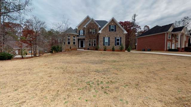 3187 Jackson Creek Drive, Stockbridge, GA 30281 (MLS #6651370) :: Rock River Realty