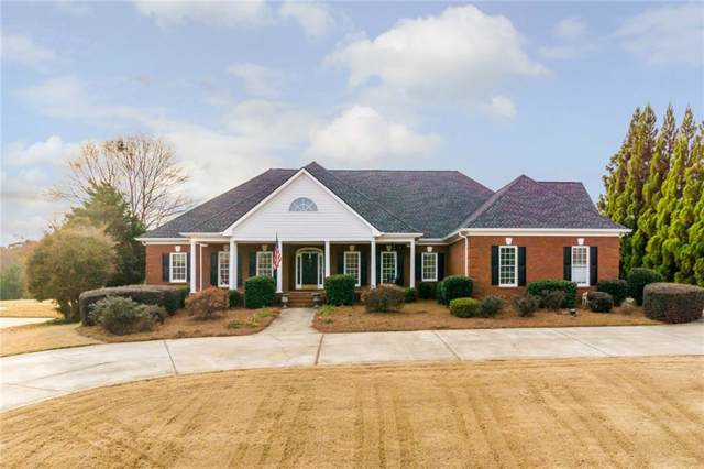 441 Gold Bullion Drive W, Dawsonville, GA 30534 (MLS #6651378) :: The Zac Team @ RE/MAX Metro Atlanta