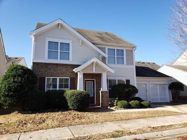 103 Plumeria Street, Canton, GA 30114 (MLS #6651382) :: The Heyl Group at Keller Williams