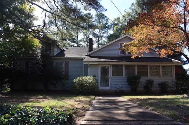 704 East Avenue, Cedartown, GA 30125 (MLS #6651394) :: North Atlanta Home Team