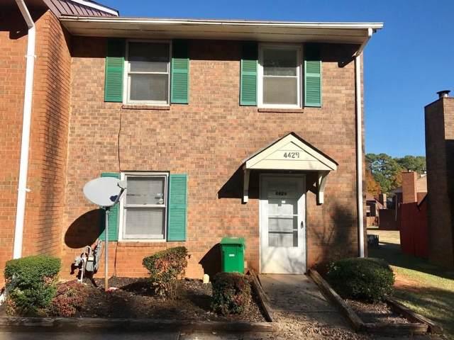 4429 Golf Vista Circle, Decatur, GA 30035 (MLS #6651438) :: North Atlanta Home Team