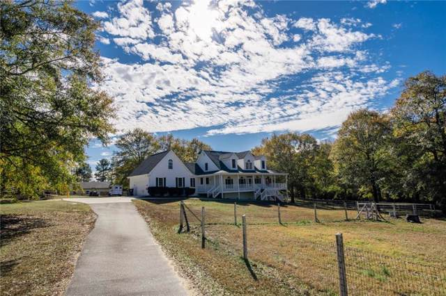2140 Smyrna Road SW, Conyers, GA 30094 (MLS #6651439) :: Rock River Realty
