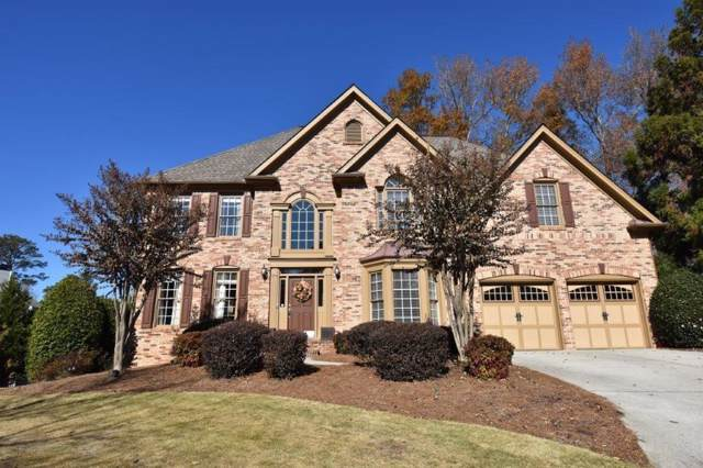 1111 Trailway Circle, Snellville, GA 30078 (MLS #6651451) :: Dillard and Company Realty Group