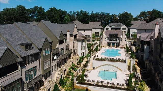 6723 Encore Boulevard #56, Sandy Springs, GA 30328 (MLS #6651455) :: North Atlanta Home Team